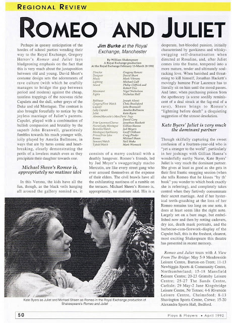 romeo and juliet news report the