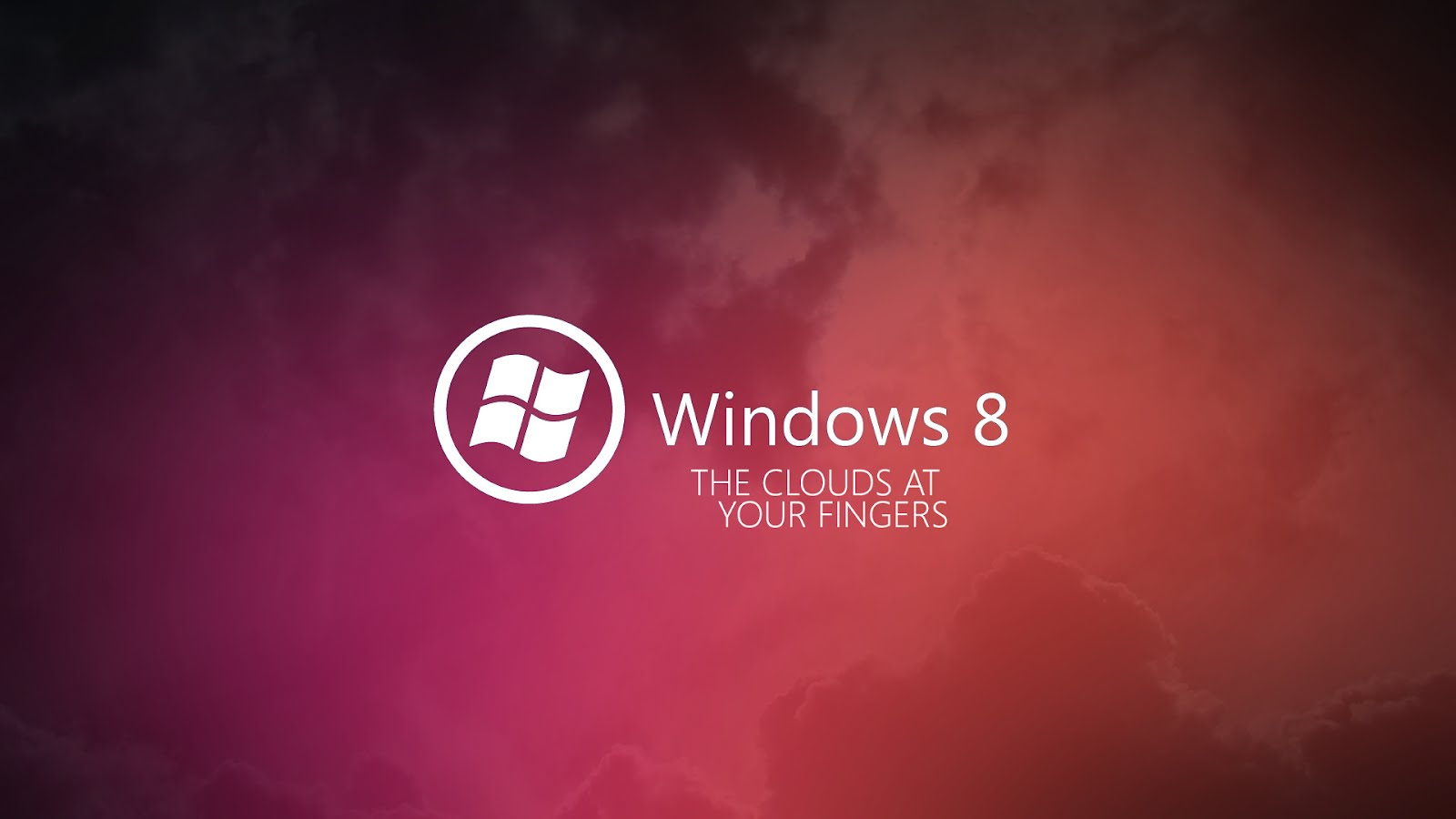 Windows 8 Touch, HD Wallpaper