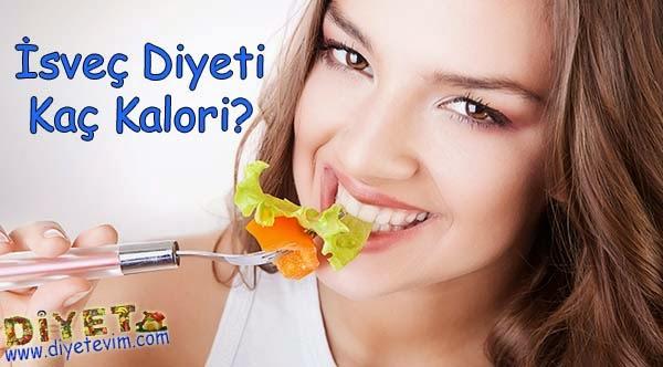 diyet kaç kalori
