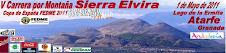 Carrera Montaña Sierra Elvira