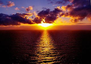 aktivitas matahari menurun