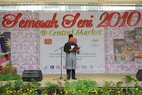 Puisi Banjar - Rekod Malaysia - Pasar Seni