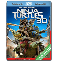 TORTUGAS NINJA (2014) FULL 3D HOU 1080P HD MKV ESPAÑOL LATINO