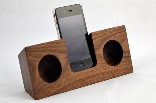10 Electricity Free Iphone Speakers Go Gadget Plus