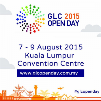 GLC 2015 OPEN DAY AT KUALA LUMPUR CONVENTION CENTRE