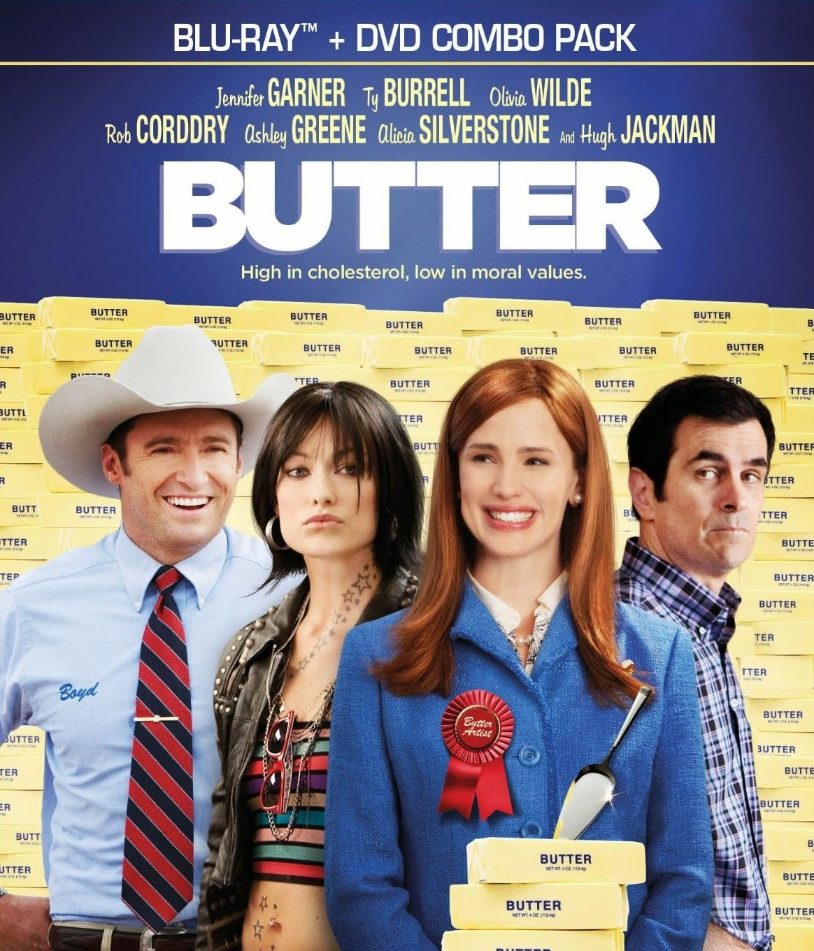 Butter (2011) tainies online oipeirates