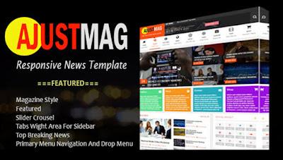ajustmag-responsive-news-template