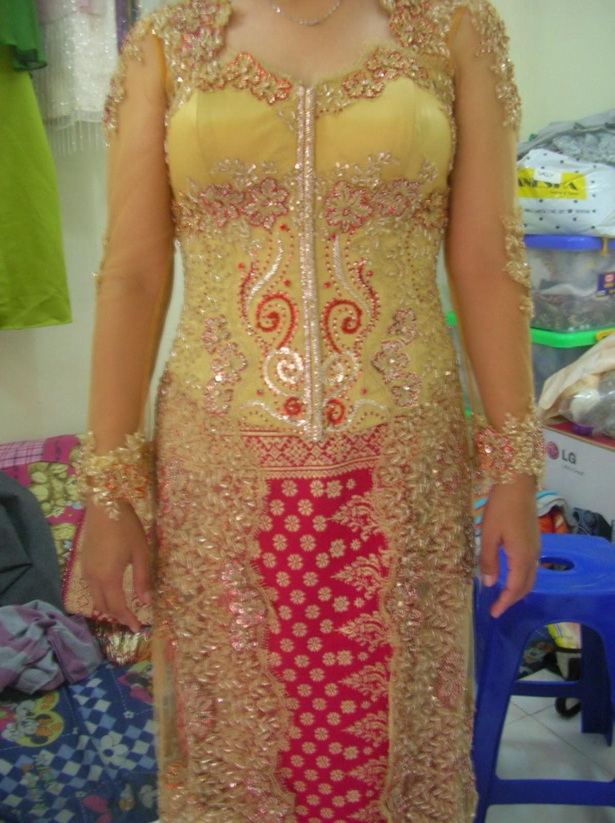 Foto Model Baju Kebaya Size Besar