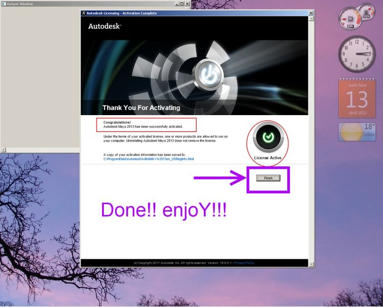 autocad 2013 64 bit activation code free download