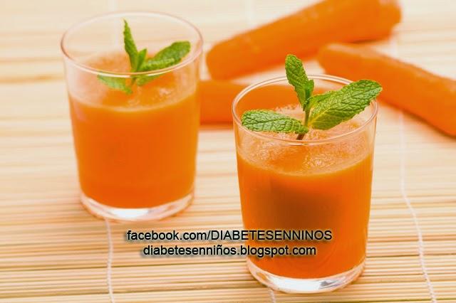 jugo diabéticos hipertensos