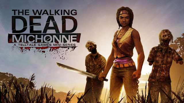 Telltale and Skybound Announce 'The Walking Dead: Michonne - A Telltale Games Mini-Series'
