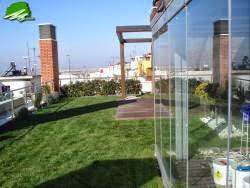φυτεμενο δωμα στον Αγ. παυλο Θεσσαλονίκη