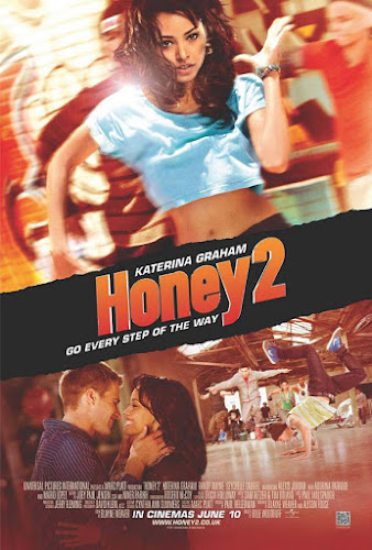 Poster Of Honey 2 In Dual Audio Hindi English 300MB Compressed Small Size Pc Movie Free Download Only At worldfree4u.com