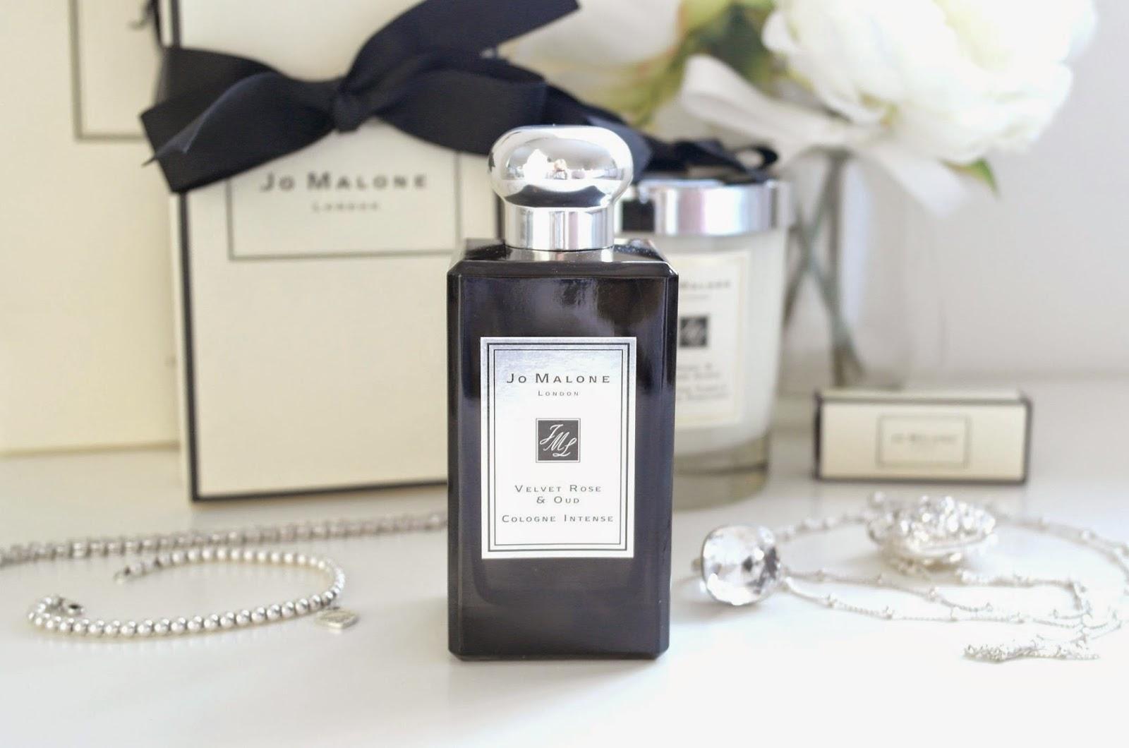 Jo Malone Velvet Rose & Oud Cologne Review, Beauty Blogger