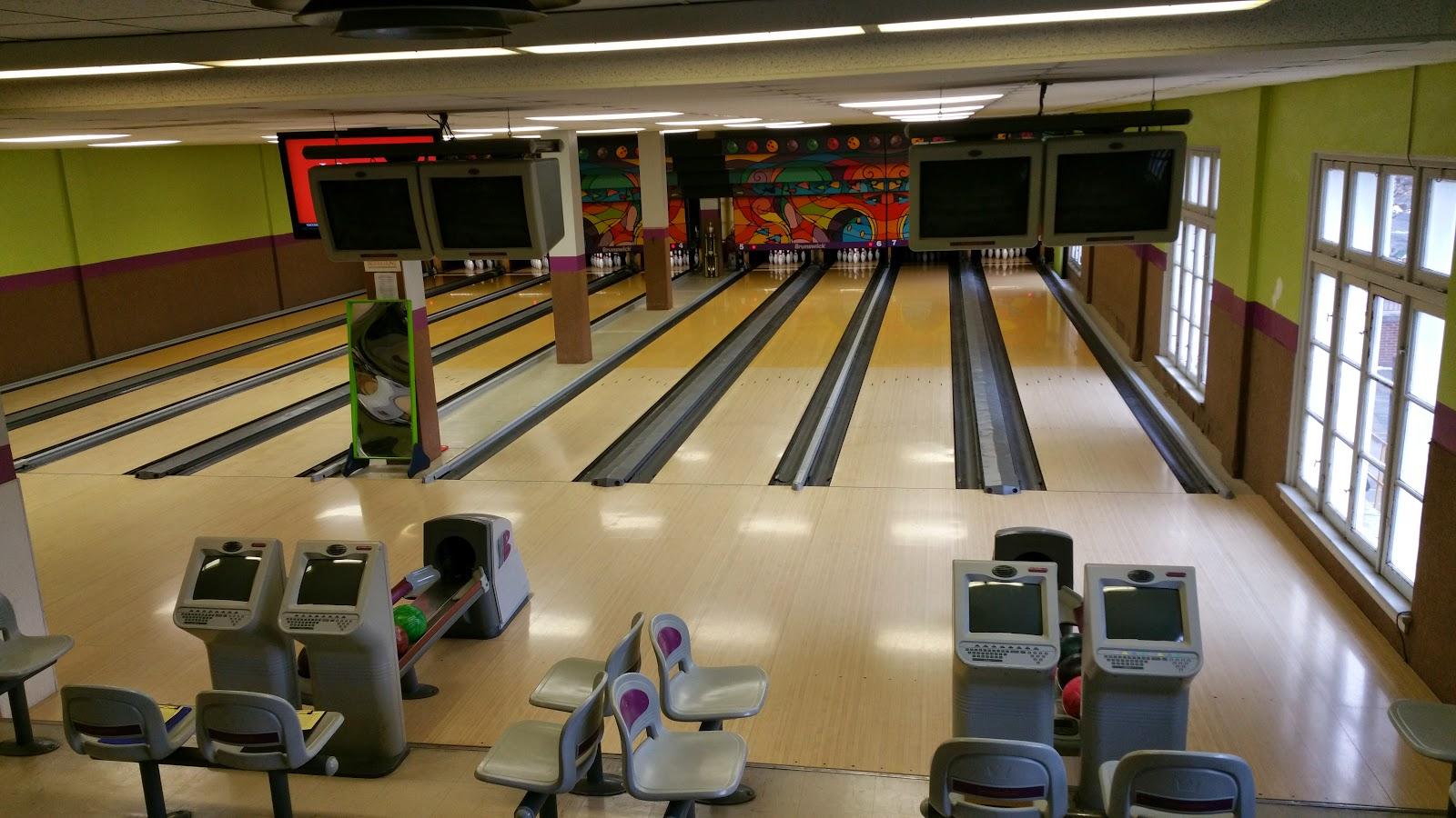 Columbus bowling center coupons