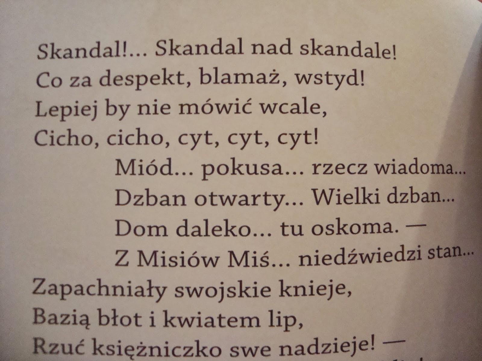 Wilkanowicz, recenzja, Zysk i S-ka