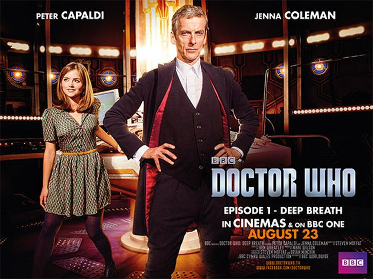 Doctor Who - Season 8 - Premiere to be aired in Cinemas
