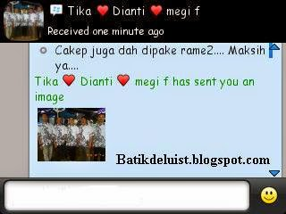 Bukti Testimoni batikdeluist.blogspot