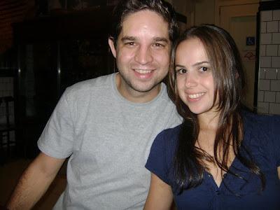 Davi e Aninha
