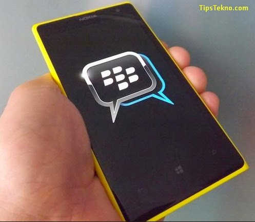 blacberry messenger untuk windows phone