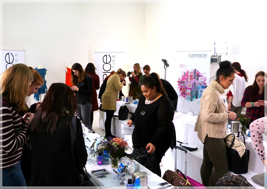 Beautyblogger CATRICE Event