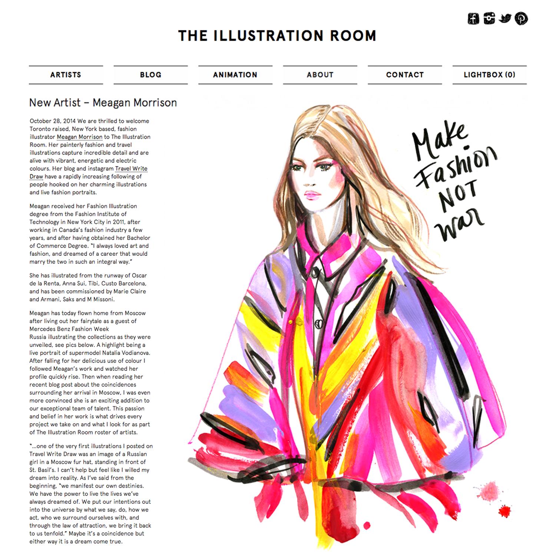 http://www.illustrationroom.com.au/new-artist-meagan-morrison/