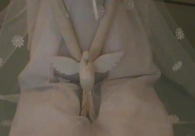 Tilda batizado