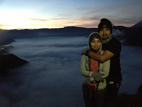 SUNRISE , MOUNT BROMO 2013