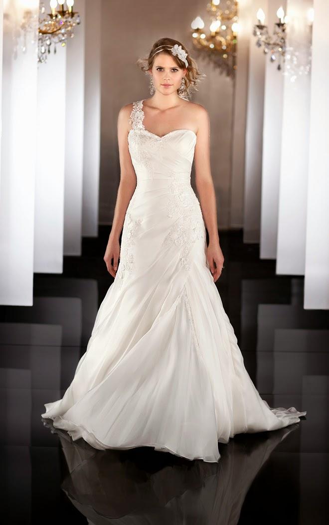 Los mejores vestidos de novia de la semana | Colección Martina Liana