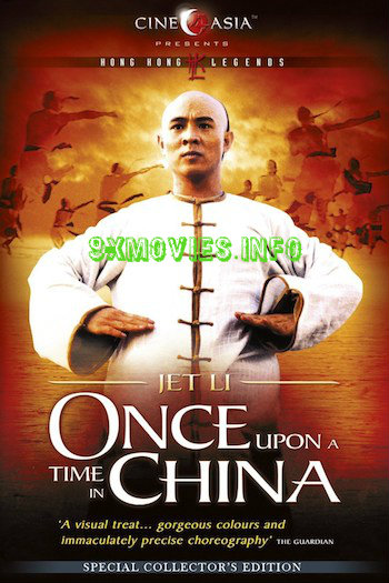 Once Upon a Time in China 1991 UNCUT Dual Audio Hindi Bluray Full HD Download