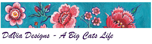 DaVia Designs - A Big Cats Life