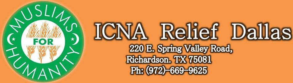 ICNA Relief  Dallas  Food Pantry