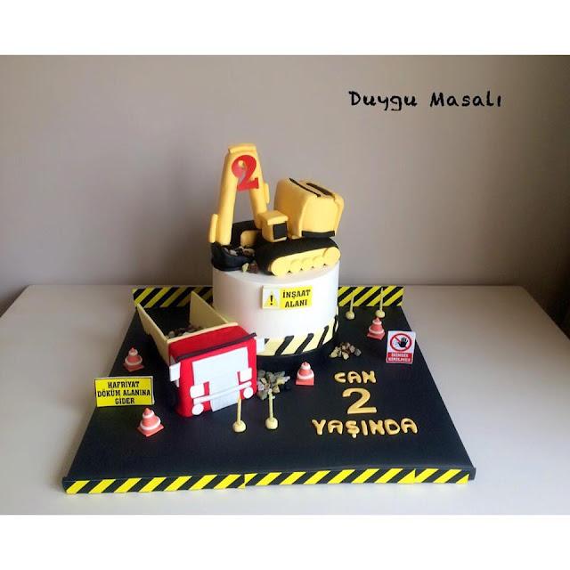 edirne iş makinesi butik pasta