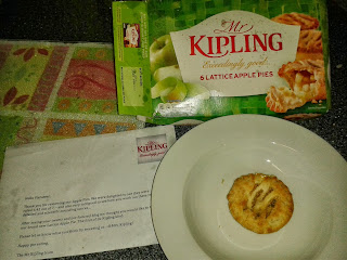 Mr Kipling Lattice Apple Pies