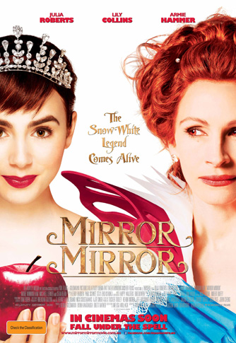 movie review mirror mirror splash of our worlds
