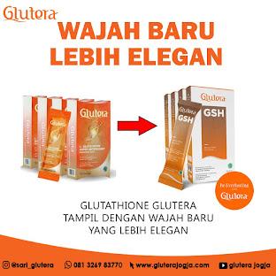 WAJAH BARU GLUTATHIONE