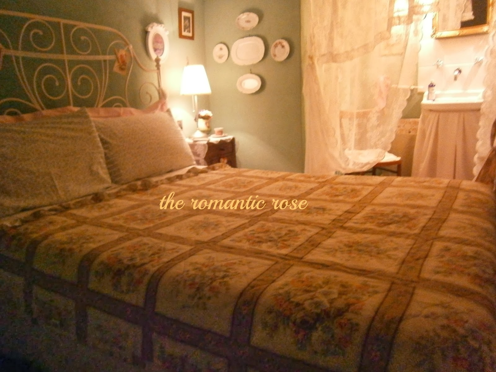 The romantic rose atmosfere d 39 autunno country al cottage for Stile cottage inglese