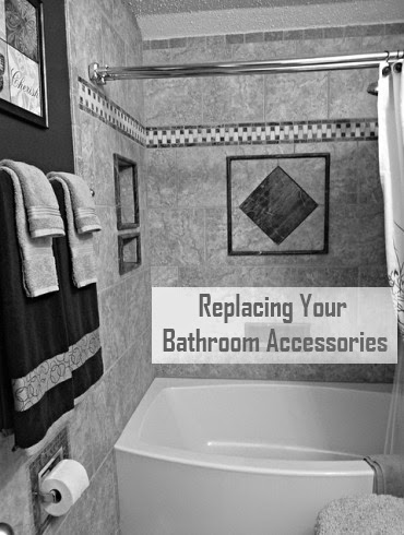 Replacing Your Bathroom Accessories