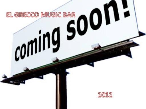 EL GRECCO MUSIC BAR