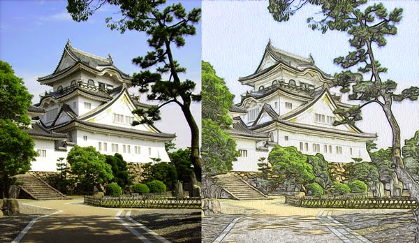 Mengubah Foto Menjadi Lukisan dengan photoshop cs6