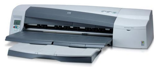 HP Designjet 100plus Printer