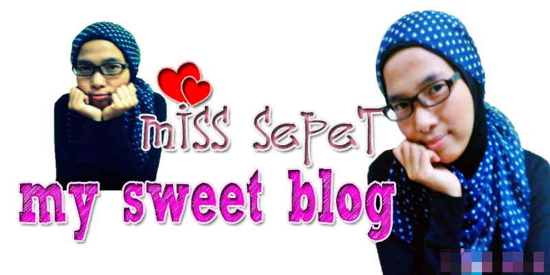 My Sweet Blog