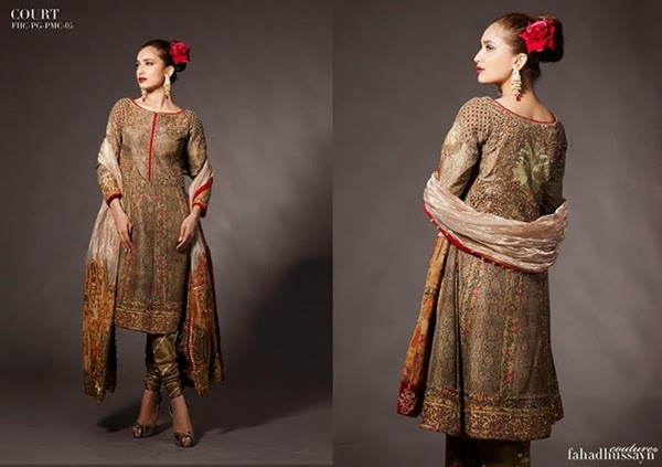 Fahad Hussayn FW Putlighar Collection 2015