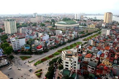 Hút bể phốt tại quận Ba Đình , Hà nội