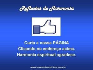 Harmonia no Facebook