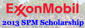 ExxonMobil Scholarships for SPM Candidates