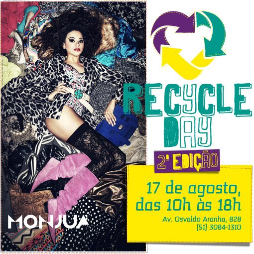 Recycle Day: 2ª edição