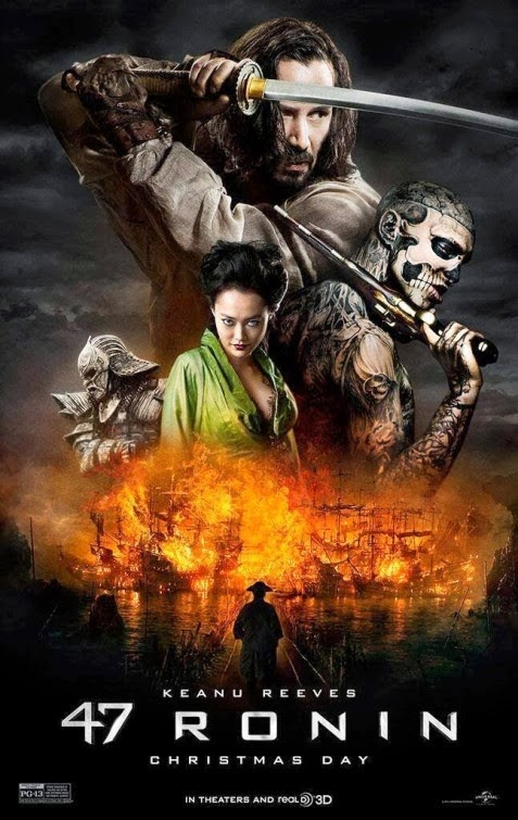 47 Ronin films streaming