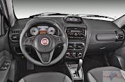 Nova Fiat Palio Weekend 2013