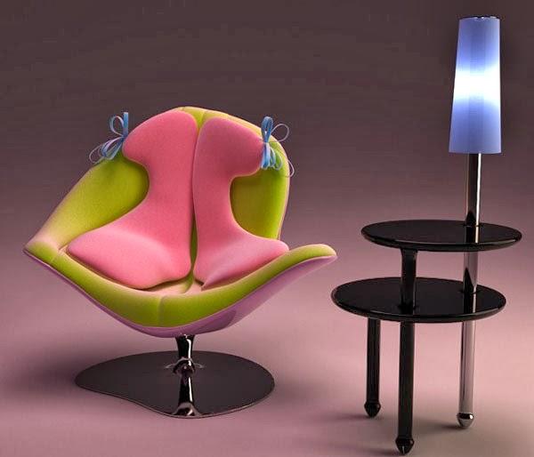 Interior Chair Design